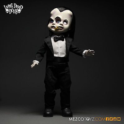 Mezco Living Dead Dolls Serie 30 Edgrr Action-Figur Horror Neu