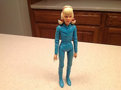 """Marx Action Figure Johnny West Series 12"""" Tall Vintage Josie 9"""" Good Condition"""