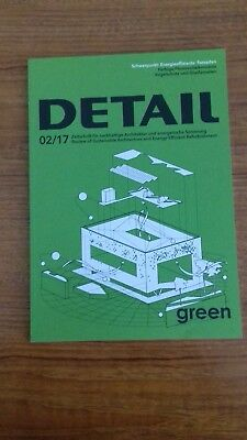 Detail green Review of Sustainable Architecture 02/17