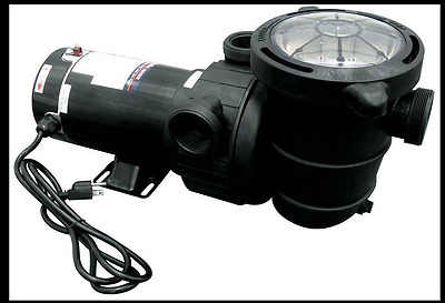 NEW IN BOX 2 Speed Energy Saving Above Ground Pool pump 1.5 Horse Power HP