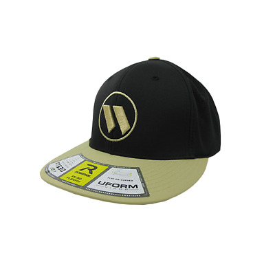 Worth Hat by Richardson (PTS30) Vegas Gold/Black/Black/Vegas Gold/V.G. XS/SM