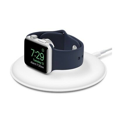 Apple Watch Magnetic Charging Dock White - Factory Sealed, Ships Fast!