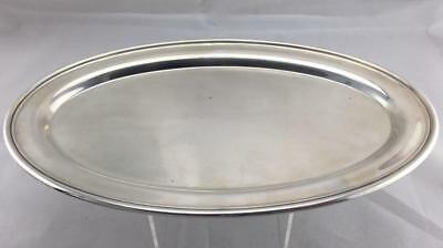 Vtg Silver Plated Benedict Proctor Canada 109 E.p.n.s. Condiment Plate