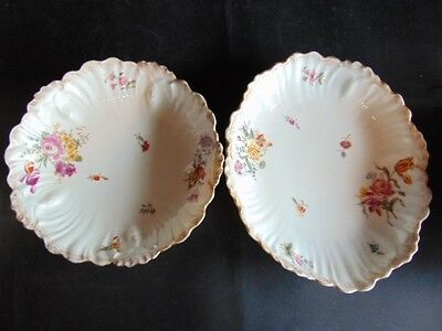 Limoges Porcelain Bowls x2 In Good Condition