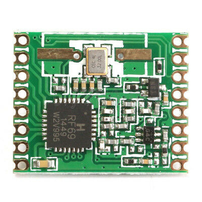 New RFM69HW 868Mhz HopeRF Wireless Transceiver (RFM69HW-868S2) For Remote/HM