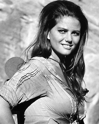 Claudia Cardinale In The Professionals X Publicity Photo