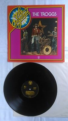 "The Troggs ‎– The Original Troggs - 12"" LP Vinyl"