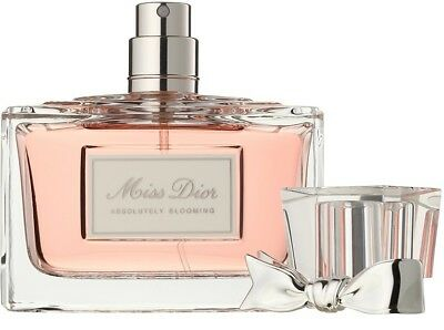 Miss Dior Absolutely Blooming by Christian Dior Eau De Parfum 3.4oz100ml SEALED