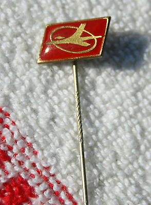 DDR INTERFLUG Anstecknadel Pin