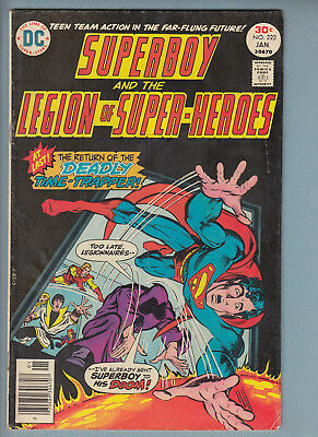 Superboy 223 (Jan 1970) DC Comic FN- 50% off guide