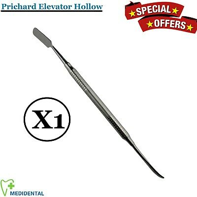 Implant Surgical Dental Stainless Prichad Periosteal Elevator double-ended tools