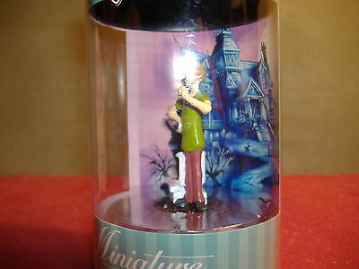 RARE 1999 WB Warner Bros. SCOOBY-DOO Miniature Classic Collection FIGURE Shaggy