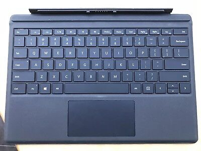 Microsoft Surface Type Cover Pro 4