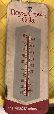 Vintage RC Cola Thermometer