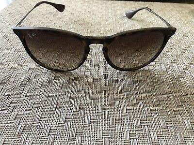 Ray-Ban ERIKA Tortoise Brown Sunglasses