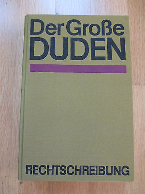 der gro e duden 1970 veb bibliographisches institut leipzig eur 1 00 picclick de. Black Bedroom Furniture Sets. Home Design Ideas