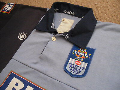 NEW SOUTH WALES BLUES SHIRT - 1991 - State Of Origin - Australia Rugby League