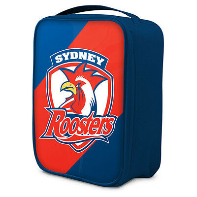 NRL Sydney Roosters Insulated Lunch Cooler Bag Lunchbox Kids Lunch box