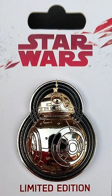 Disney Parks Star Wars The Last Jedi Force Friday BB8 Limited Edition BB-8 Pin