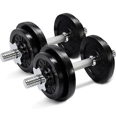 Yes4All Adjustable Dumbbells 40 50 52.5 60 105 to 200 lbs Durable Cast Iron New