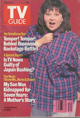 TV Guide- May 20-26, 1989- Is TV News Guilty of Japan Bashing?