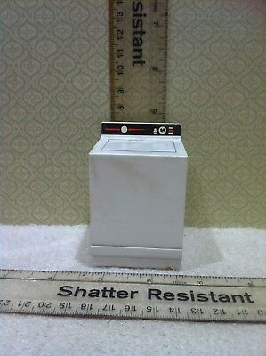 Dolls House 1:12th Scale Freestanding Washing Machine. Top Loader