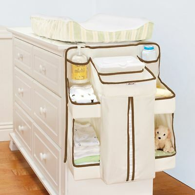 Nappy Dispenser Change Organiser Keeps Nappies Wipes Accessories Organised Handy