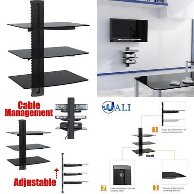 Tv Floating Shelves Stand Wall Mount Shelf Console Entertainment Media  Furniture