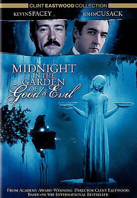MIDNIGHT IN THE GARDEN OF GOOD AND EVIL dvd Free Shipping