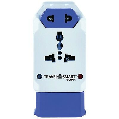 TRAVEL SMART BY CONAIR TS238AP All-In-One Adapter with USB