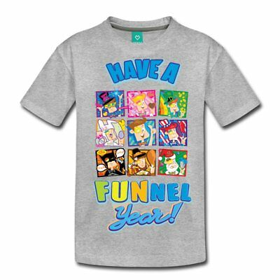 FUNnel Vision Have A FUNnel Year Kids' Premium T-Shirt by Spreadshirt™