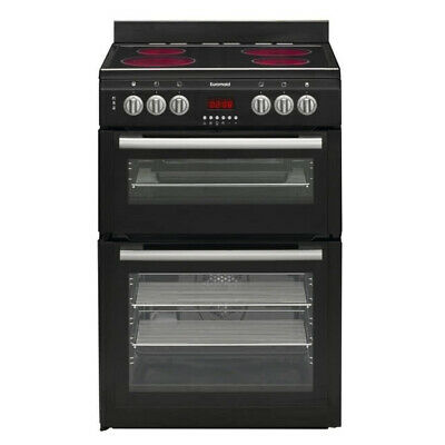 New Euromaid - CDDB60 - 60cm Freestanding Oven