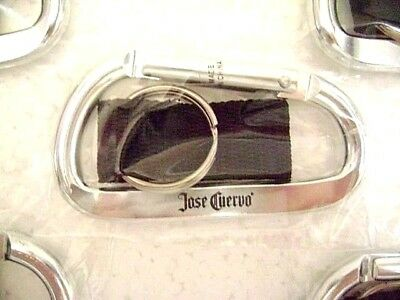 Carabiner Key Chain Jose Cuervo Lot of 5 New Old Stock