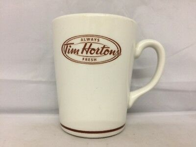 Tim Horton's Steelite Mug England Always Fresh