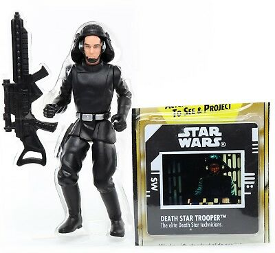 """Star Wars Power of the Force DEATH STAR TROOPER 3.75"""" Action Figure POTF Kenner"""