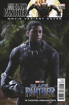 Rise Of Black Panther #1 Movie Variant Legacy Marvel Comics Near Mint 1/3/18