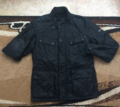Men's Barbour International Ariel Polarquilt Jacket Size S