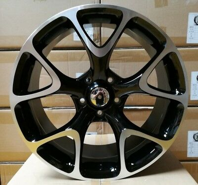 "18"" Focus RS Style Alloy Wheels Fit Ford Focus Kuga Mondeo Transit Connect etc."