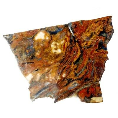 Tuesday Special Natural Chatoyant Pietersite Rough Slab Petersite Raw Material