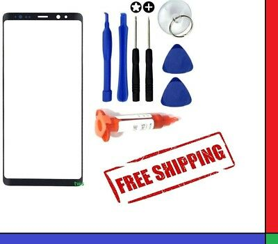 Original Outer Front Glass Screen Replacement For Galaxy Note 8 9 / s9 s9+ plus