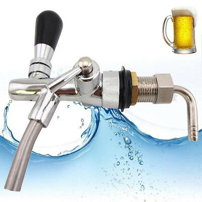 THREAD DRAFT Beer Faucet With 92.5mm Long Shank Combo Kit Tap For ...