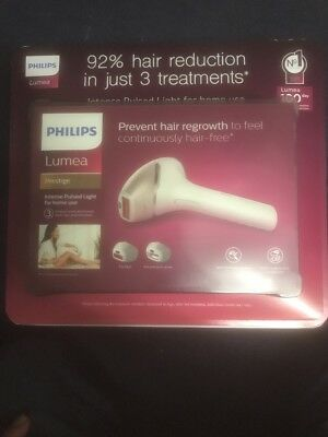 Philips Lumea Prestige IPL Hair Removal Device BR1953/00 Brand New Sealed