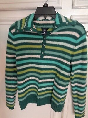 Gap Maternity slip over sweater sz. M in good condition FREE SHIPPING