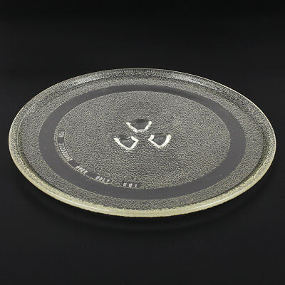 Dia 325mm Microwave Oven Turntable Glass Tray Glass Plate Platter