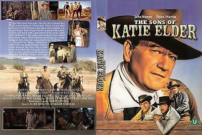 The Sons of Katie Elder (DVD, 2001, Checkpoint) Sealed Free Mailing