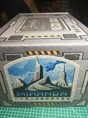 Firefly Cargo Loot Crate Mirranda Rare! Hard to find collectors item!