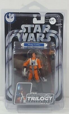 Star Wars The Original Trilogy Collection A New Hope Wedge Antillies Figure