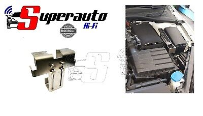 SM01 STEEL MONSTER BLOCKBOX protezione ANTIFURTO CENTRALINA VW Golf 7 VII BLOCK