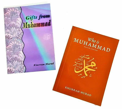Gifts From Muhammad (pbuh) / Who is Muhammad (pbuh) (2 Books - Pocket Size - PB)