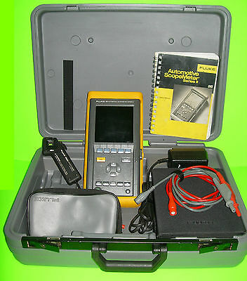 Fluke 98 Series Ii Automotive Scopemeter